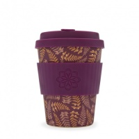 Ecoffee Reusable Coffee Cup - No Excuse For Single-Use - Beatrix 12oz/340ml