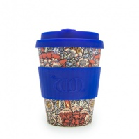 Ecoffee Reusable Coffee Cup - No Excuse For Single-Use - William Morris Collection Wandle 12oz/340ml