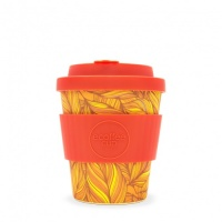 Ecoffee Reusable Coffee Cup - No Excuse For Single-Use - Singel 8oz/250ml