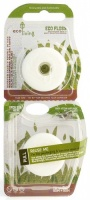 ecoLiving Dental Floss | Plant Based | Vegan | No GMO | Made from Renewable Materials 2 Pack