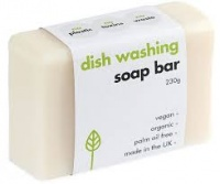 ecoLiving DIshwashing Soap Bar - Zero Plastic No Palm Oil - Clean Dishes