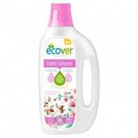 Ecover Fabric Conditioner 1.5 Litre - Softens and Cares for Your Clothes