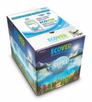 Ecover Washing Up Liquid Refill Chamomile and Clementine 15 Litre Value Box