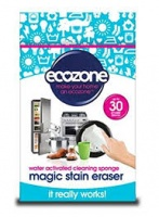 Ecozone Magic Stain Eraser - Water Activated Cleaning Sponge