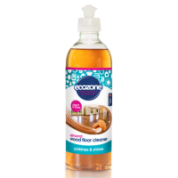 Ecozone Wooden Floor Cleaner - Polishes and Shines - Almond