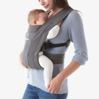 Ergobaby Embrace Baby Carrier from Newborn - Heather