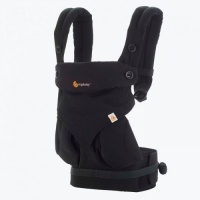 Ergobaby 360 Four Position Baby Carrier Black