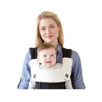 Ergobaby 360 Carrier Teething Pads & Bib - Keep Teething Babies Happy