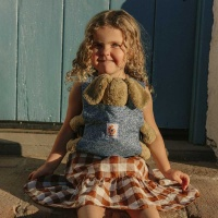 Ergobaby Doll Carrier - For Your Little Ones Plus Ones - California Wildflower