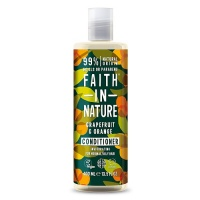 Faith In Nature Grapefruit & Orange Conditioner - Uplifting and Cleansing