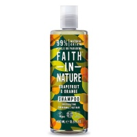 Faith In Nature Grapefruit & Orange Shampoo - Uplifting and Cleansing