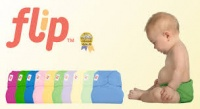 Flip Nappy 3 Pack