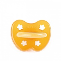 Hevea Natural Baby Soother - Orthodontic Teat - Flowers