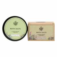 The Handmade Soap Company Lavender, Rosemary, Thyme and Mint Bath Salts 200g