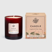 The Handmade Soap Company Candle - Sweet and Zesty - Grapefruit and May Chang