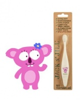 Jack n Jill Bio Toothbrush Compostable and Biodegradable Koala