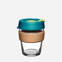 KeepCup Brew Reusable Coffee Cup with Cork Band - Turbine