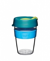 KeepCup Original Reusable Coffee Cup Clear Edition - Ozone