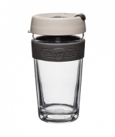 KeepCup LongPlay Reusable Insulated Take Away Cup - Milk