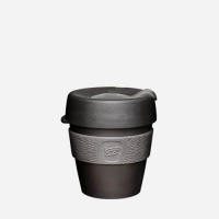 KeepCup Original Reusable Coffee Cup Clear Nitro