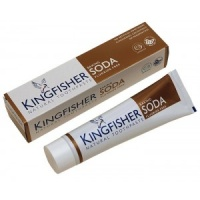 Kingfisher Natural Baking Soda Toothpaste - Flouride Free