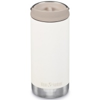 Klean Kanteen Insulated TK Wide - Perfect for Coffee or Cold Drinks 355ml/12oz Cafe Cap Tofu
