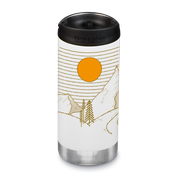 Klean Kanteen Insulated TK Wide - Perfect for Coffee or Cold Drinks On The Go 355ml/12oz Limited Edition Range