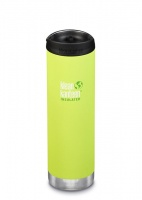 Klean Kanteen Insulated TK Wide - Perfect for Coffee or Cold Drinks On The Go 592ml/20oz Juicy Pear