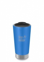 Klean Kanteen Insulated Tumbler - Perfect for Coffee or Cold Drinks - 473ml/16oz Pacific Sky