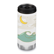 Klean Kanteen Insulated TK Wide - Perfect for Coffee or Cold Drinks On The Go 355ml/12oz Limited Edition Coast