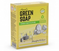 Marcels Eco Cleaning Dishwasher Tablets - Grapefruit and Lime 24s - No Plastic Wrappers