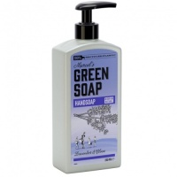 Marcels Hand Soap in 100% Recycled Plastic Bottle - Lavender and Clove