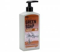 Marcels Hand Soap in 100% Recycled Plastic Bottle - Sandalwood & Cardamom