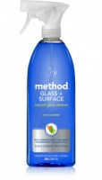 Method Glass and Surface Cleaning Spray Non Toxic Biodegradable