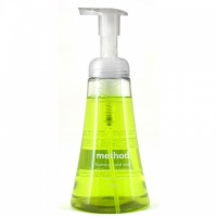 Method Biodegradable Foaming Hand Wash Green Tea and Aloe