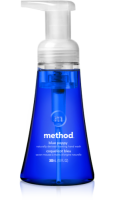 Method Biodegradable Foaming Hand Wash Blue Poppy
