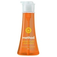 Method Washing Up Liquid with Powergreen Technology - Clementine