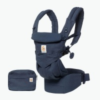 Ergobaby Omni 360 4 Position Newborn to Toddler Baby Carrier Midnight Blue