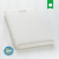 The Little Green Sheep Organic Wool Cot / Cotbed Mattress