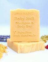 Palm Free Irish Soap Baby Soft Shampoo Bar