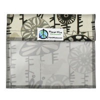 Planetwise Reusable Window Sandwich Menagerie Twill