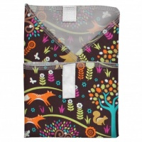 Planetwise Reusable Sandwich Wrap Jewel Woods