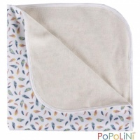 Popolini Organic Cotton Changing Mat - Pow Wow