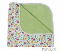 Popolini Organic Cotton Changing Mat - Fruits
