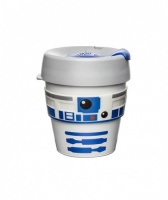 KeepCup Original Reusable Coffee Cup Limited Edition Star Wars R2D2