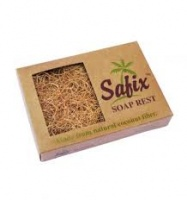 Safix Soap Rest - Natural Coconut Fibre to Keep Your Soap Dry