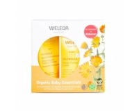 Weleda Calendula Baby Essentials Duo Gift Set