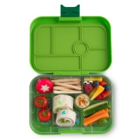 Yumbox Original Leak Free Lunchbox 6 Compartments Avocado Green