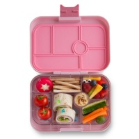 Yumbox Original Leak Free Lunchbox 6 Compartments Hollywood Pink