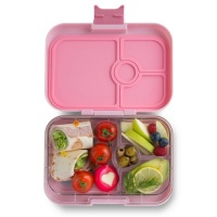 Yumbox Panino Leak Free Lunchbox 4 Compartments Hollywood Pink